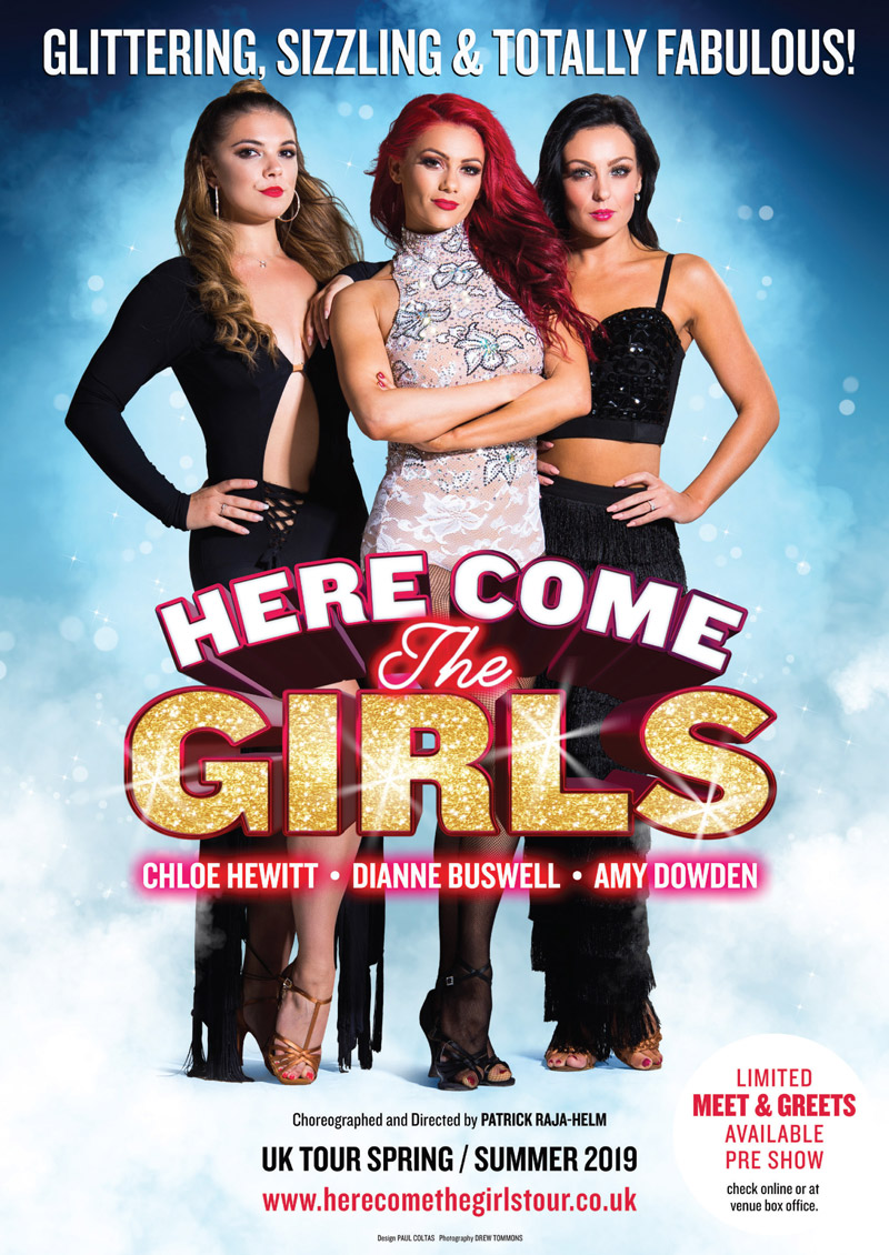 Here Come The Girls - 2019